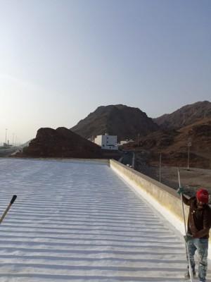 عزل الفوم للأسطح بالمدينة المنورة